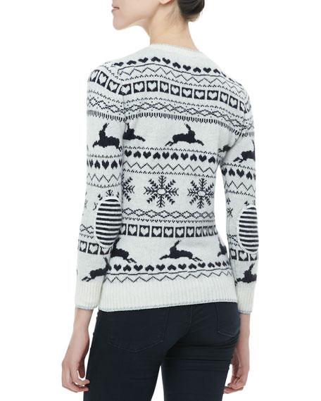Maysi Fair Isle Sweater