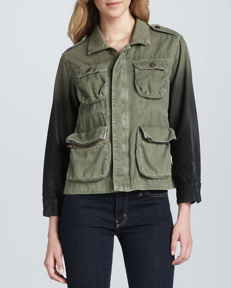 The Lone Soldier Utility Jacket
