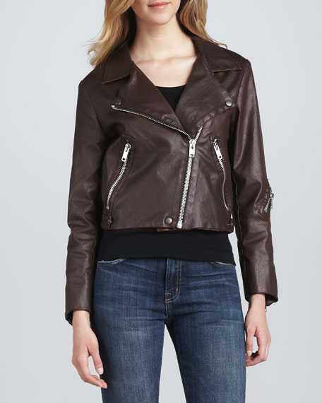 The Soho Biker Jacket