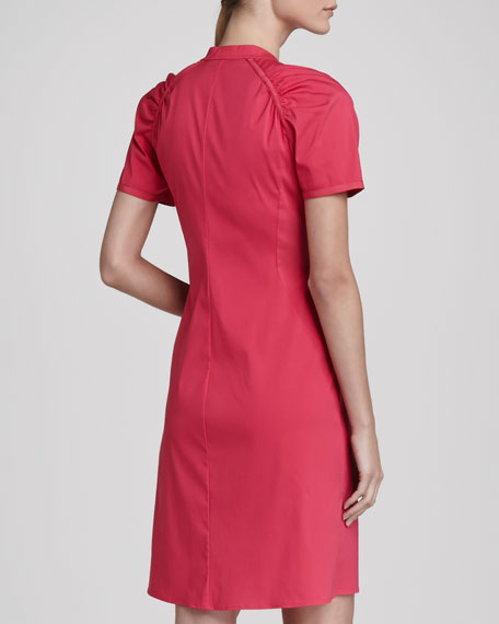 Rae Two-Way-Zip Dress