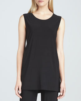 Caroline Rose Long Knit Tunic/Tank