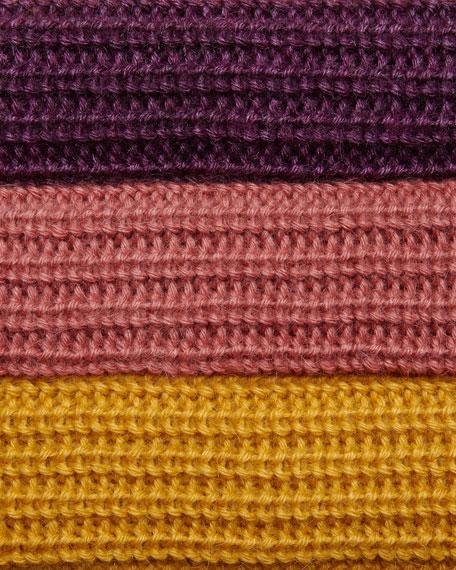 Alpaca/Silk Sweater Top