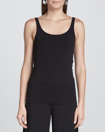 Organic-Cotton Slim Tank