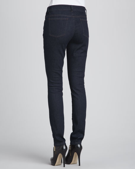 Organic Soft Stretch Skinny Jeans