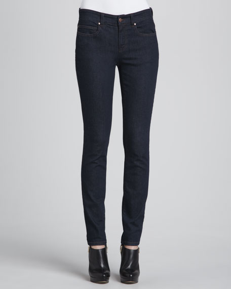 Organic Soft Stretch Skinny Jeans, Women's