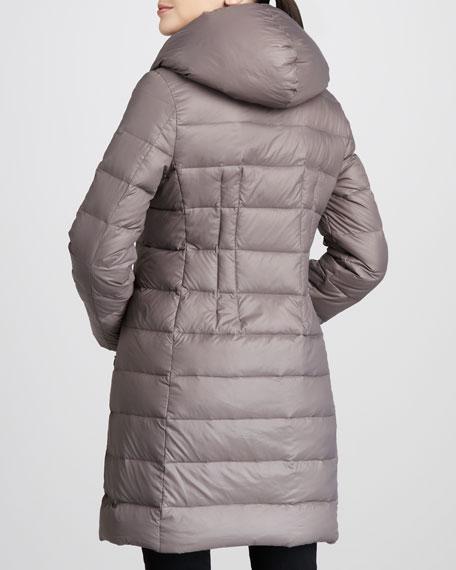 Olivia Packable Puffer Coat