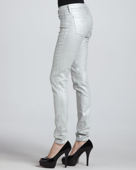 The Absolute Shimmery Jeans, Eye Shadow Silver