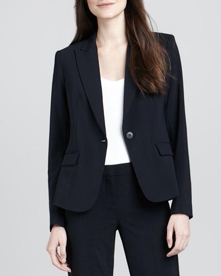 Gabe 2 One-Button Blazer, Uniform