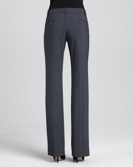 Max 2 Suit Pants, Charcoal