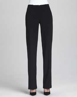Theory Emery 2 Straight-Leg Pants