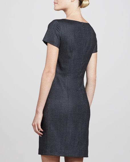 Nuriana Raetia Sheath dress