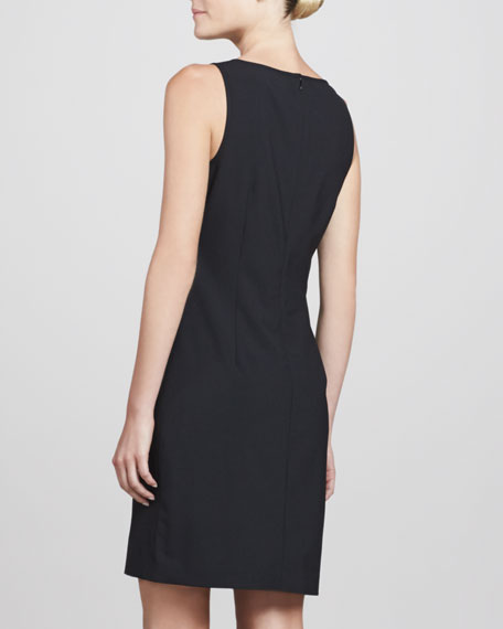 Constance Tailor Sheath Dress