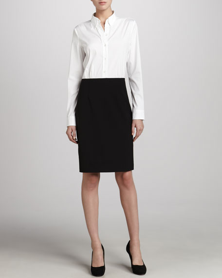 Tatjana Tailor Combo Dress