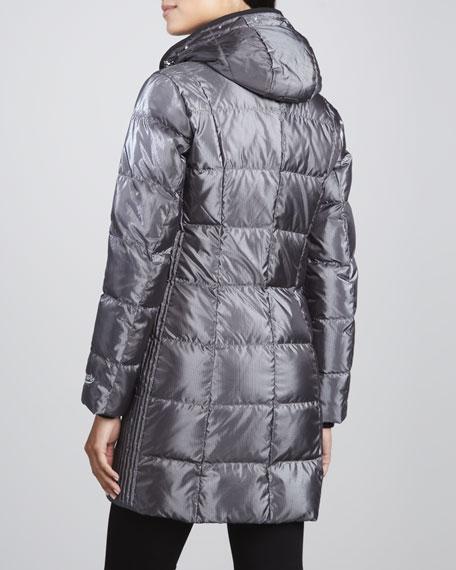 Anica Long Puffer Coat