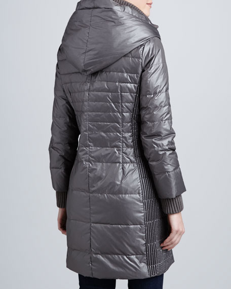 Paula Hooded Puffer Coat