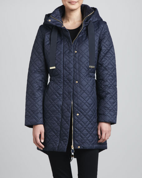 Mary Kate Puffer Coat
