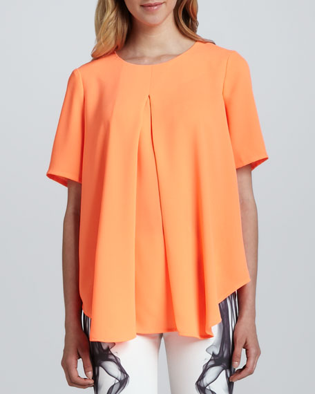 Trouble Short-Sleeve Top