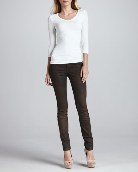 The Skinny Jeans, Coated Bourbon