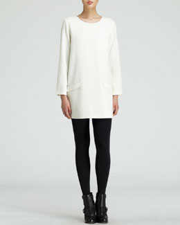 Joie Tola Long-Sleeve Shift Dress