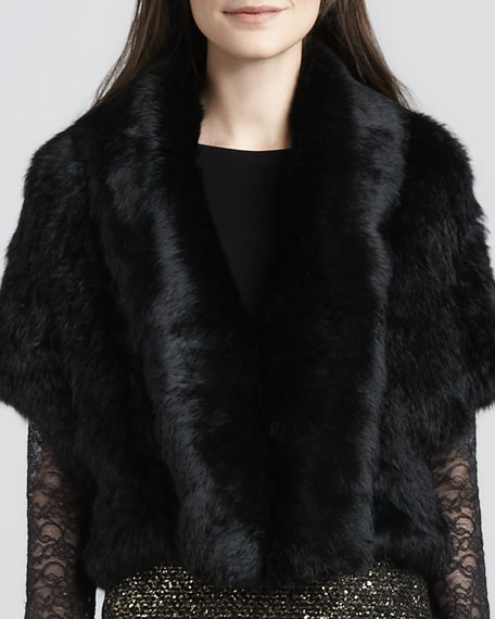 Olsen Rabbit-Fur Jacket