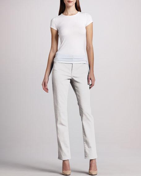 White Sheri Skinny Jeans