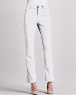 Not Your Daughter's Jeans White Sheri Skinny Jeans