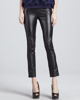 Dolce Vita Brianna Leather Leggings