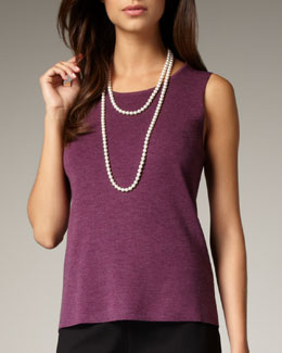 Eileen Fisher Jersey Shell