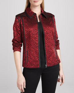 Berek Festive & Wild Jacquard Jacket