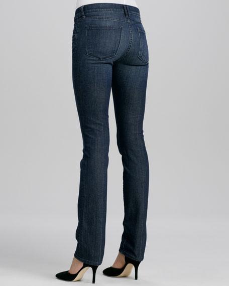 Finley Cigarette Jeans, Vintage Crease