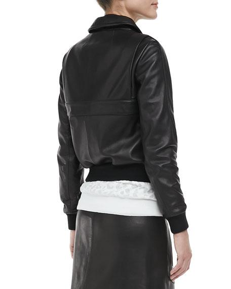 Keilah Browsal Bomber Jacket