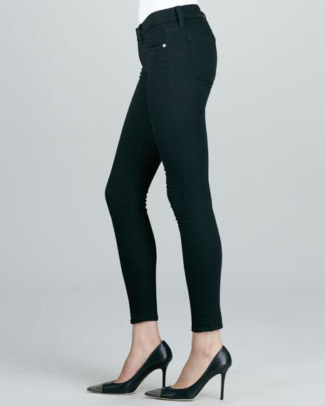 Flynn 50 Wears Skinny Jeans, Noir