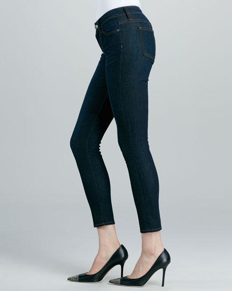 Flynn 50 Wears Skinny Jeans