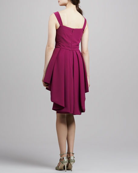 Stirling Crepe Cocktail Dress