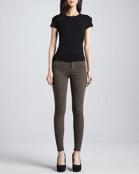 Habitual Denim Grace High-Rise Skinny Jeans, Irony