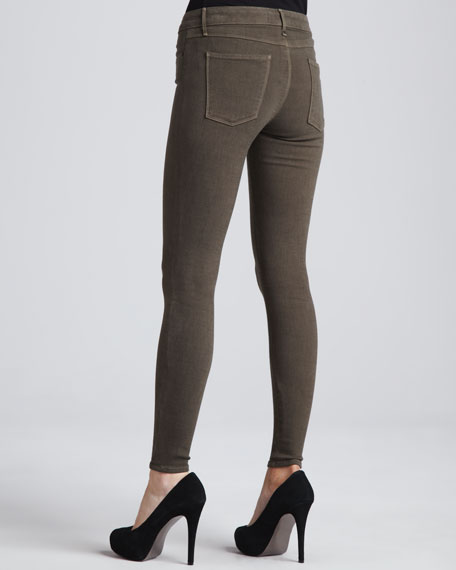 Grace High-Rise Skinny Jeans, Irony