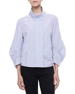 Armani Collezioni Winter 3/4-Sleeve Jacket