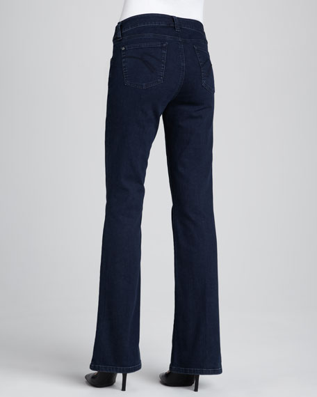 Twilight Boot-Cut Control-Panel Jeans