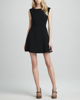 French Connection Ruth Classic A-Line Dress