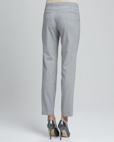 Theory Reedly Slim Suit Pants