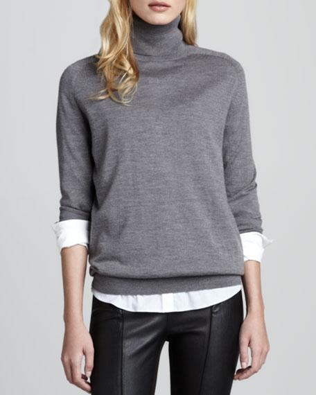 Kristoff Waffle-Rib Sweater
