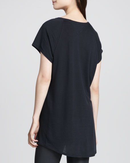 Clousana Loose Slub Tee