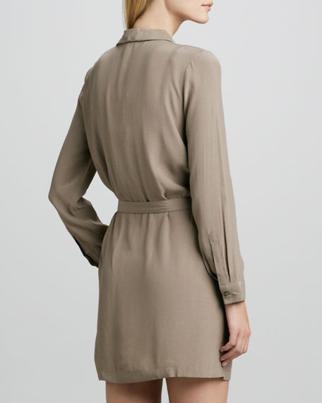 Inara Safari Shirtdress