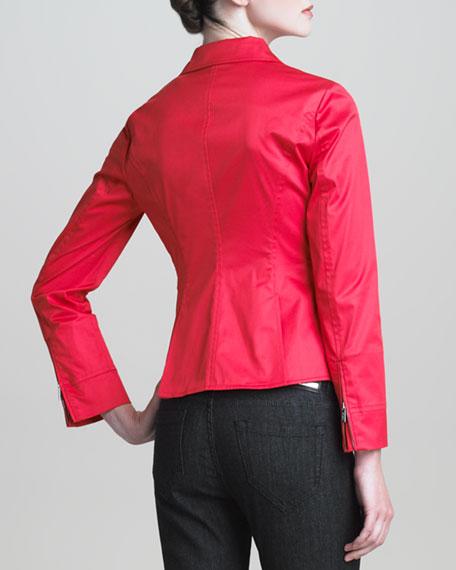 Two-Button Sport Cotton Jacket