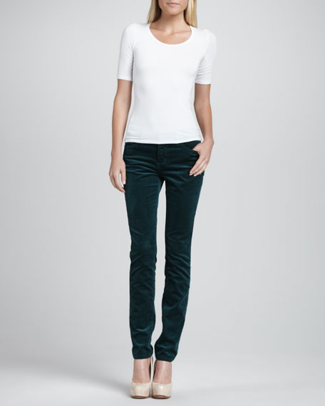 Land O' Lakes Skinny Corduroy Jeans