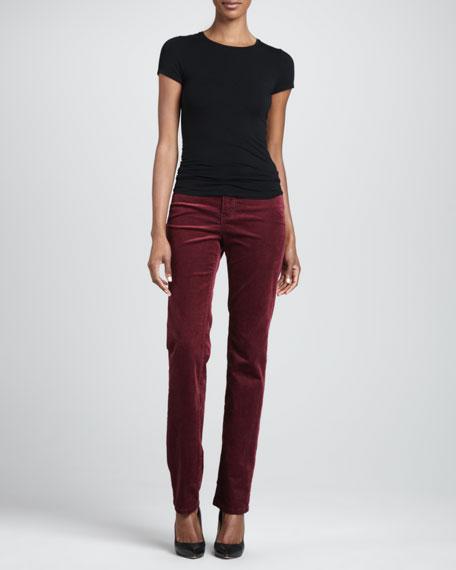 Land O' Lakes Straight-Leg Corduroy Jeans