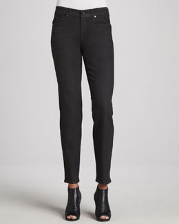 CJ by Cookie Johnson Peace Moto Skinny Jeans