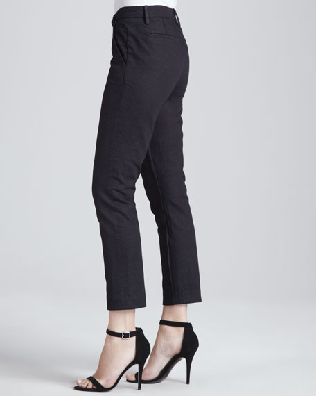 Azalea Twill Ankle Pants