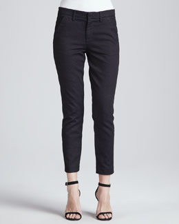 Joe's Jeans Azalea Twill Ankle Pants