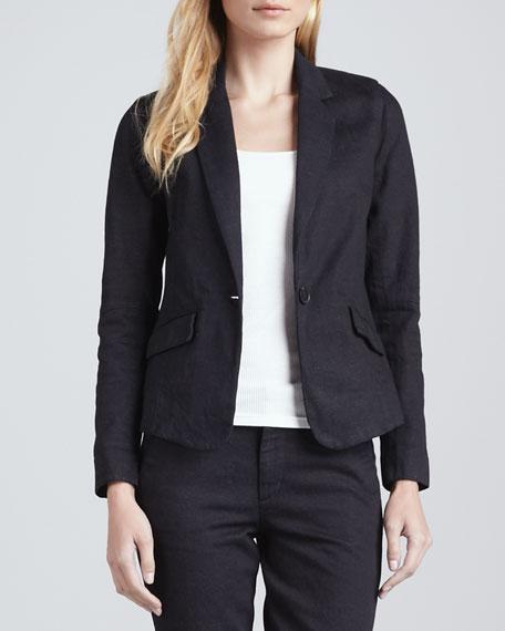 Azalea Twill Suit Jacket
